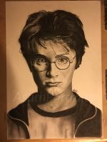 Harry Potter by The-Art-Of-Asa