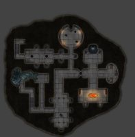 Thistletop Dungeon Level 2 by Askren
