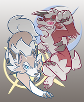 Lycanroc and The Sun and Moon