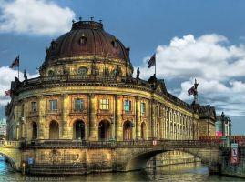 Berlin - Bode Museum by pingallery