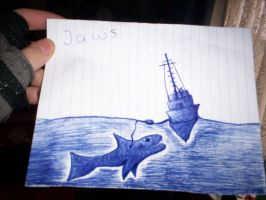 Jaws by Holsmetree