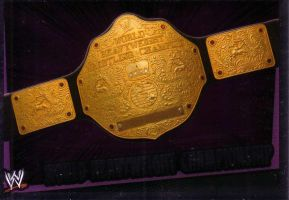 WORLD HEAVYWEIGHT CHAMPIONSHIP by imranbecks