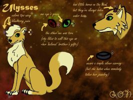 Ulysses by GuardianOfNightmares