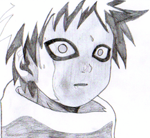 Young Gaara by bexy-x