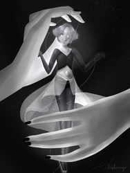 White Pearl by Liphoeryx