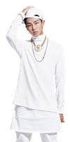 Png render : Rap Monster (BTS) #02 by VipArmy