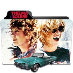 Thelma and Louise Folder Icon by dahlia069