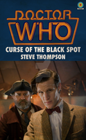 New Series Target Covers: Curse of the Black Spot by ChristaMactire