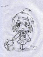 My Anime Character by 10nuada