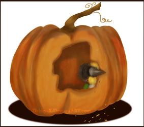 Pumpin Carve by Debby-X