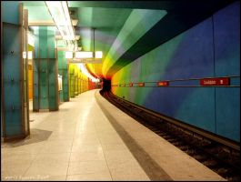 munich underground no. 3 by herbstkind