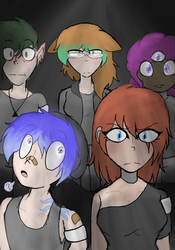 New Recruits by AvaArtist17
