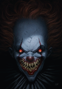 Pennywise by Disse86