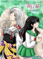 Raindrops 01 - Cover by YoukaiYume