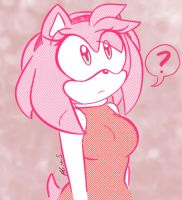 Cutie Amy by alleycatwoman127