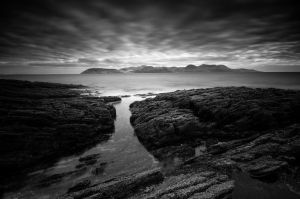 Isle of Arran Views by StephenJohnSmith
