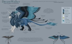 Gryphon Lords - DreamWalker by Ulario