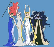 Powerful Queens by nads6969