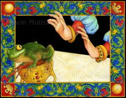 The Frog Prince by Alene