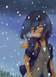 The Cold Breath - Original by Cloudy-Tempest