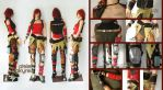 Lilith Borderlands 2 costume by oruntia