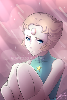 Steven Universe: Pearl: Living for Her by KanraKami