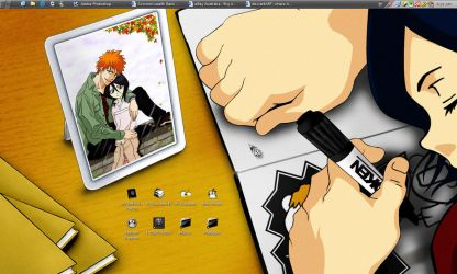 Ichigo n Rukia so cute by ditzy
