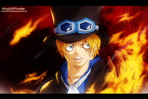 One Piece 792 - I Don't Care Any More by KhalilXPirates