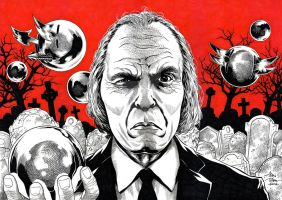 Phantasm The Tall Man by ARTTHAM
