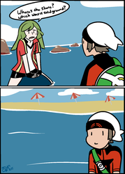 ''Ace Trainer'' by MELONCONCARNE