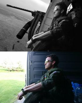 Airsoft - The expectation and reality, Choppers! by JamesStuddart