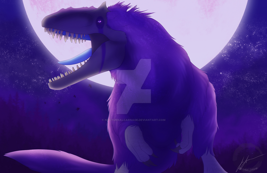 [FA] I am Anthomnia, Hear me Roar Louder by NocturnalCarnage