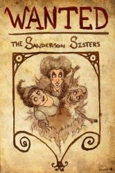 31 DOH: The Sanderson Sisters by croonstreet