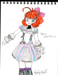 Penny Wheatback by Gaming-Fairy