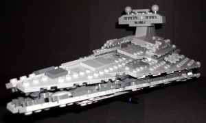 LEGO-Star Destroyer 'Midi-Scale' by CyberDrone