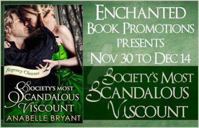Tour Banner Society's Most Scandalous Viscount by eternalised