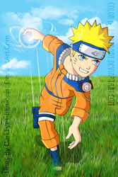 Rasengan --Collab-- by l3xxybaby