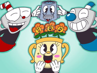 Flower Pot-Head by AngryBirdsandMixels1