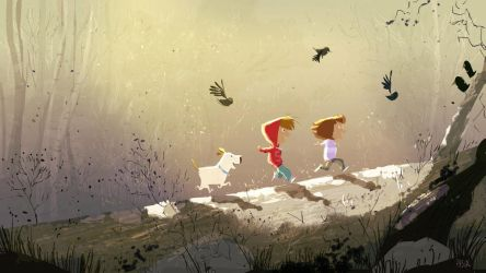 On the hunt for FUN. by PascalCampion
