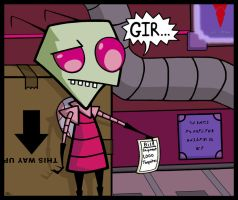 GIR's Addiction by Bliv