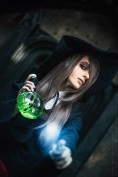 Little Witch Academia: Potion Magic by AmaneMiss