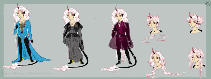Pippin's  outfits set 1 by Untraceablemystic