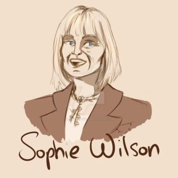 Sophie Wilson by Raina-Rasberry