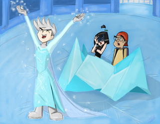 .: Let it GOOOOOOOOO :. by TheChaoticShadow
