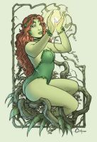 Poison Ivy by ramirodl