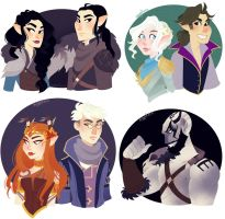 vox machina by mayakern