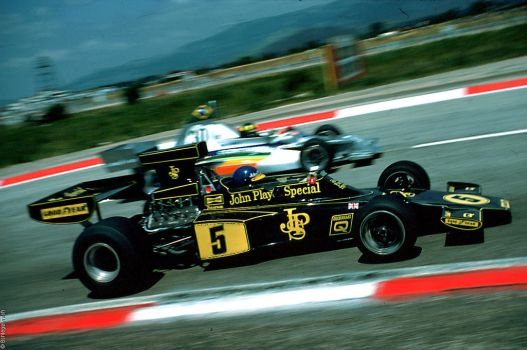 Ronnie Peterson | Wilson Fittipaldi (France 1975) by F1-history