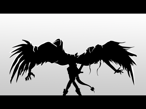Wings of the Devil by sephiroth-kmfdm