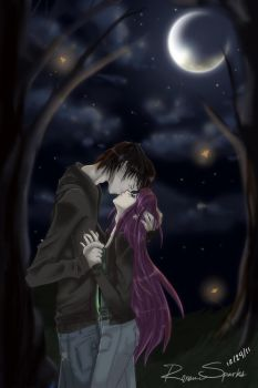 Moonlit Love by Refia-Chan