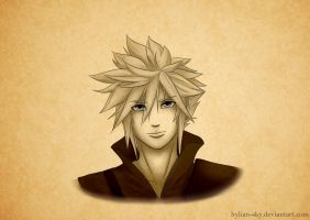 Cloud Strife by Scarlet---Sky